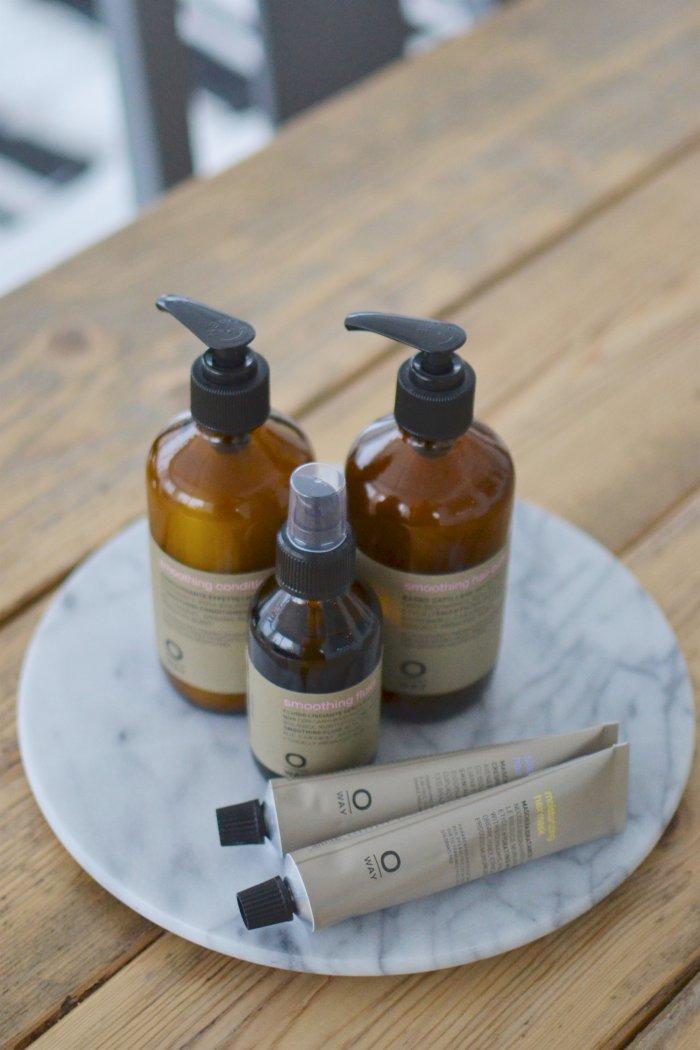 O way, Organic Way, hairprodukts, hårprodukter, fru fibro, fibromyalgi
