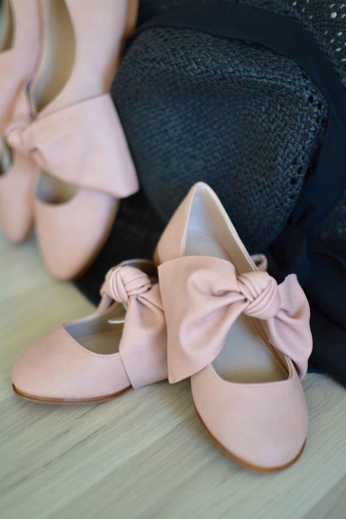 Ballerinaskor, Zara kids, Zara skor