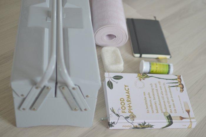 verktyg, fibromyalgi, frufibro, verktygslåda