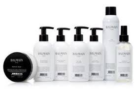 Balmain hårprodukter en lyxig doft av vår som boostar självförtroendet