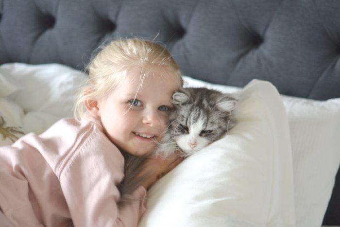 Isabel och Glimma