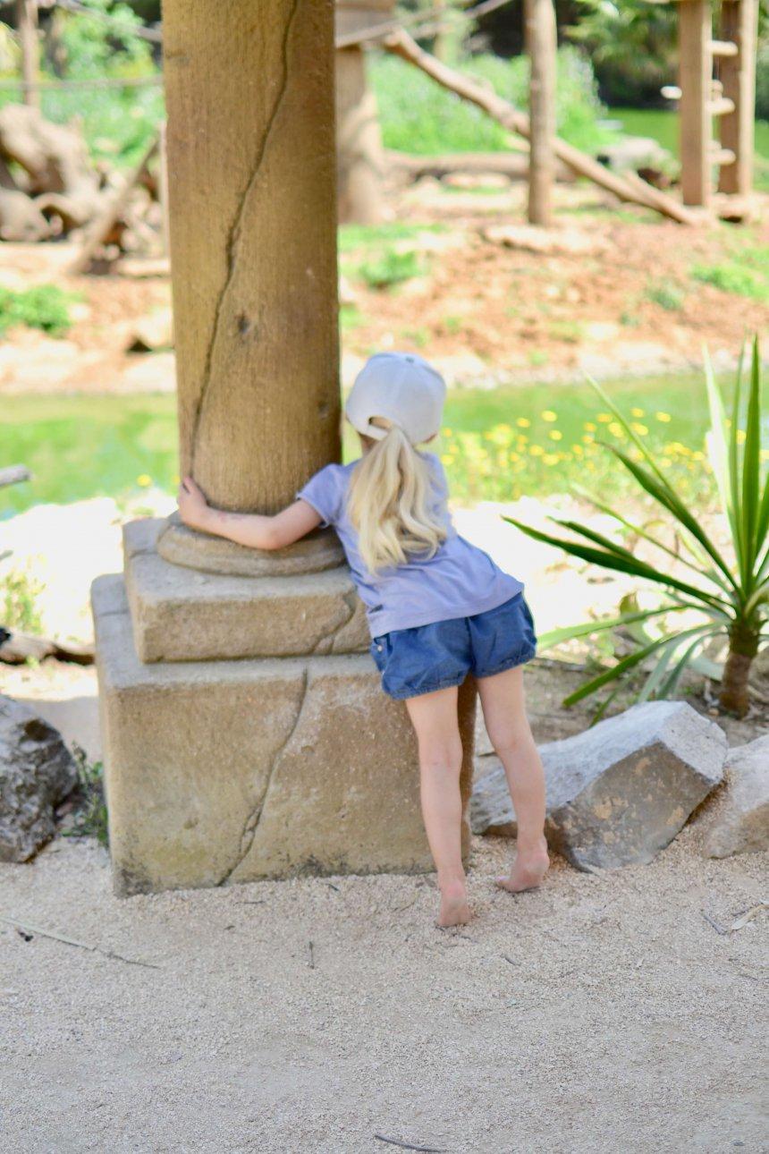 Lagos Zoo, min prinsessa Isabel