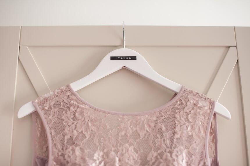 Brudtärnans klänning